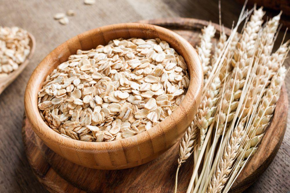 Bột yến mạch có hàm lượng canxi cao nhất trong nhóm ngũ cốc